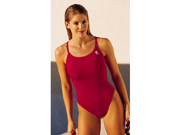 Tyr Solid Diamondback Female Youth Royal II 22