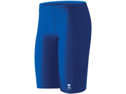 Tyr Solid Polyester Jammer Male Royal 38