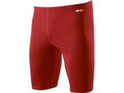 Dolfin Solid Polyester Jammer Male Red 24