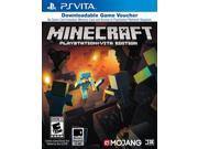 Minecraft PS Vita Edition (PSV)