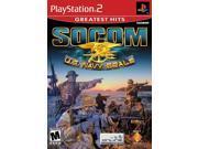 Playstation 2 SOCOM Navy Seals