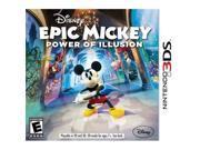 Disney Epic Mickey: Power of Illusion [E]