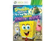 Spongebob Plankton's Robotic Revenge Xbox 360