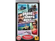 Grand Theft Auto Vice City Stories Europe Oceania Africa ME Version [M] PSP