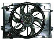 Depo 321-55009-100 Radiator Fan Assembly