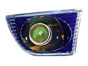 Depo 324-2007R-ASN3Y Driving And Fog Light Assembly