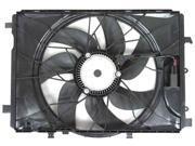 Depo 340-55015-000 Radiator Fan Assembly