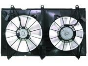 Depo 317-55018-000 AC Condenser Fan Assembly