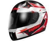Cyber Helmets 640560 US-39 GRAPHIC RED/BLK XS 9SIAAHB4WC5331