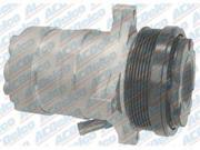 AC Delco 15-22135A AC Compressor w/Clutch 9SIA5BT6AK2072