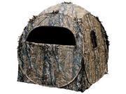 AMERISTEP Doghouse Blind Tangle Camo
