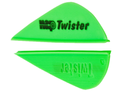 New Archery Products Corp 60652 Nap 2 in. Twister Vane Green
