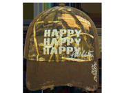 Outdoor Cap Company Duck Dynasty Happy Happy Happy Frayed Hat
