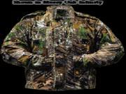 Rivers West Apparel Isolation Water Proof Jacket Realtree Xtra Xlarge