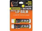 Dead Down Wind Lip Balm Spf30 2 Pack