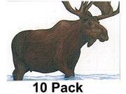 Maple Leaf Press Nfaa Moose Target 28 X 40 Group 1