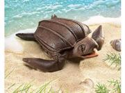 "Leatherback Sea Turtle Puppet 12"" by Folkmanis Puppets"