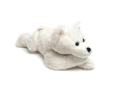 "White Bear 11"" by Wish Pets"
