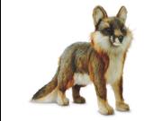 "Gray Fox 27"" by Hansa"