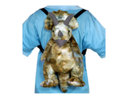 """Triceratops Backpack 16"""" by Fiesta"""