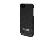 Marware Microshell Case for iPhone 5 - Onyx Flowerbed ADMS1005