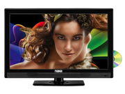 15.6 Inch Naxa NTD-1553 12 Volt AC/DC LED 1080i Digital HDTV W/ DVD Player