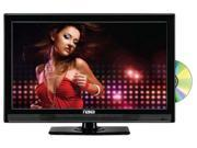 19 Inch Naxa NTD-1952 12 Volt AC/DC LED 1080i Digital HDTV w/ DVD Player