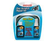 Maxell Disc Fixer CD/DVD Scratch Repair Kit (CD335)