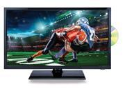 22 Inch Naxa NTD 2255 12 Volt AC DC Widescreen LED 1080p HDTV ATSC Digital Tuner with DVD Player