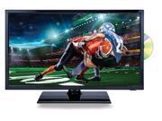 22 Inch Naxa NTD 2255 12 Volt AC DC Widescreen LED 1080p HDTV ATSC Digital Tuner with DVD Player