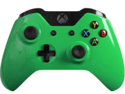 Custom Xbox One Controller Special Edition Glossy Green Controller