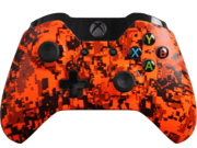 Custom Xbox One Controller Special Edition Orange Urban Controller