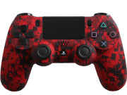 Custom PlayStation 4 Controller Special Edition Red Urban Controller
