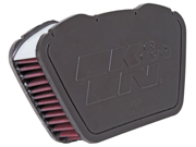 K&N HIGH FLOW PERFORMANCE AIR FILTER YA-1307 09-12 YAMAHA XVS950 V-STAR 9SIA6TC28U6783