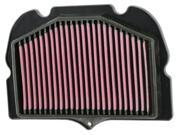 K&N HIGH FLOW PERFORMANCE AIR FILTER SU-1308 08-10 SUZUKI GSX1300R HAYABUSA 9SIA08C1C83667