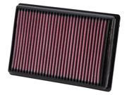 K&N HIGH FLOW PERFORMANCE AIR FILTER BM-1010 10-11 BMW S1000RR 9SIA08C1C85555