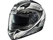 HJC IS-16 Lash Helmet Black LG