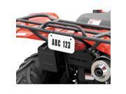 QuadBoss ATV License/Registration Kit White