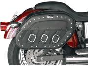Saddlemen S4 Rigid-Mount Slant Saddlebags Desperado Fits 94-12 Harley XL 1200L Sportster Low