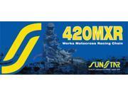 Sunstar 420MXR Works Chain 126 Link (SS420MXR-126)