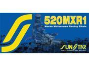 Sunstar 520MXR1 Works Chain 116 Link (SS520MXR1-116)