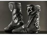 Alpinestars S-MX Plus 2013 Racing Boots Black Vented 37 9SIA1452T10482