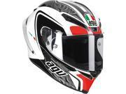 AGV Corsa Full-Face Helmet Circuit White SM 9SIAAHB4WE9871