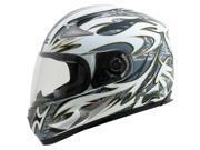 AFX FX-90 Species Helmet Pearl White XS 9SIA1450U13463