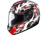 HJC CS-R2 Skarr Helmet Red XS 9SIA1452T15288