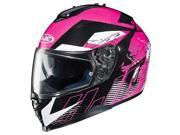 HJC IS-17 Blur Full Face Helmet Pink/Black SM 9SIA1452T05688