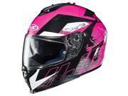HJC IS-17 Blur Full Face Helmet Pink/Black SM 9SIA1452T05688