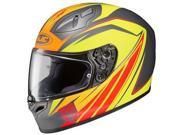 HJC FG-17 Thrust Helmet Yellow/Orange/Red/Black SM 9SIA1452T28714