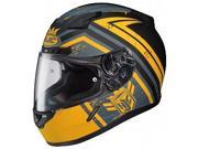 HJC CL-17 Mech Hunter Helmet Yellow/Grey/Black 2XL 9SIA1452T03464