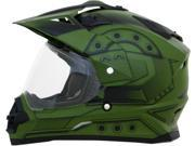 AFX FX-39DS Dual Sport Hero Full Face Helmet Green SM 9SIA1453EY6565